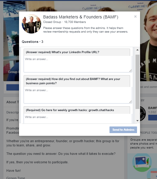 facebook reklamiranje