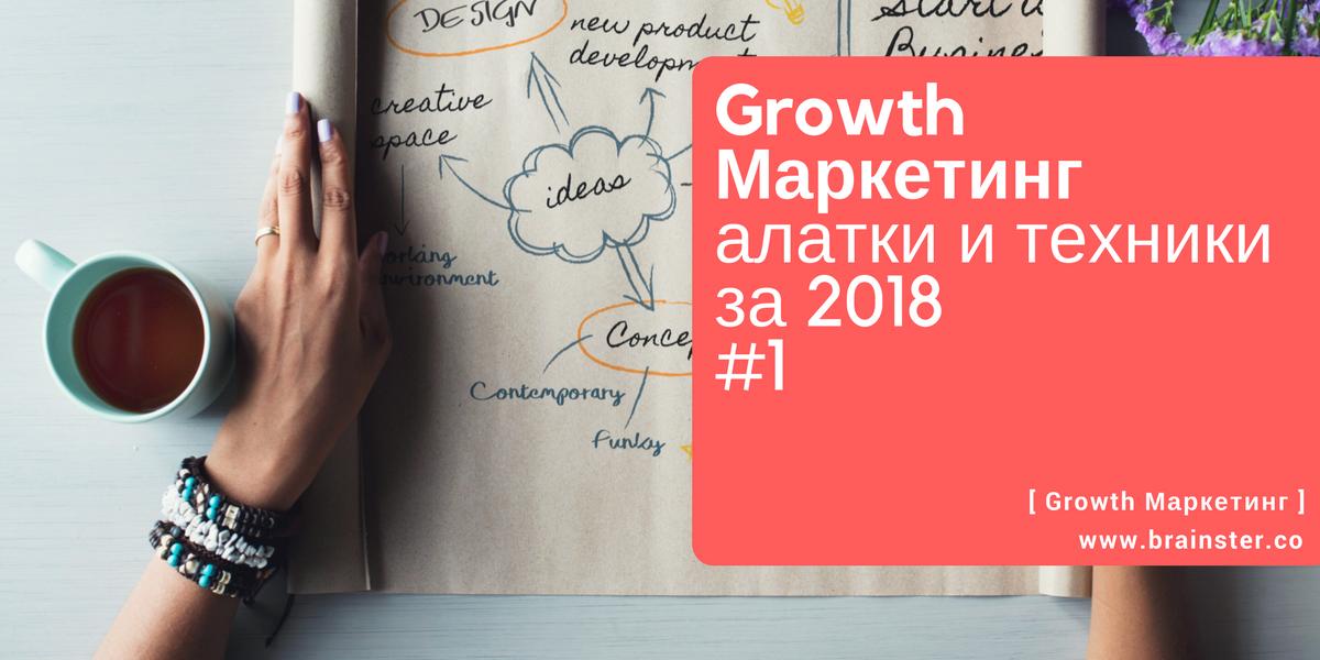 Маркетинг, Growth Маркетинг, Академија за маркетинг