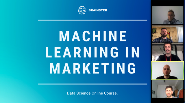 Brainster Online Kurs - Data Science