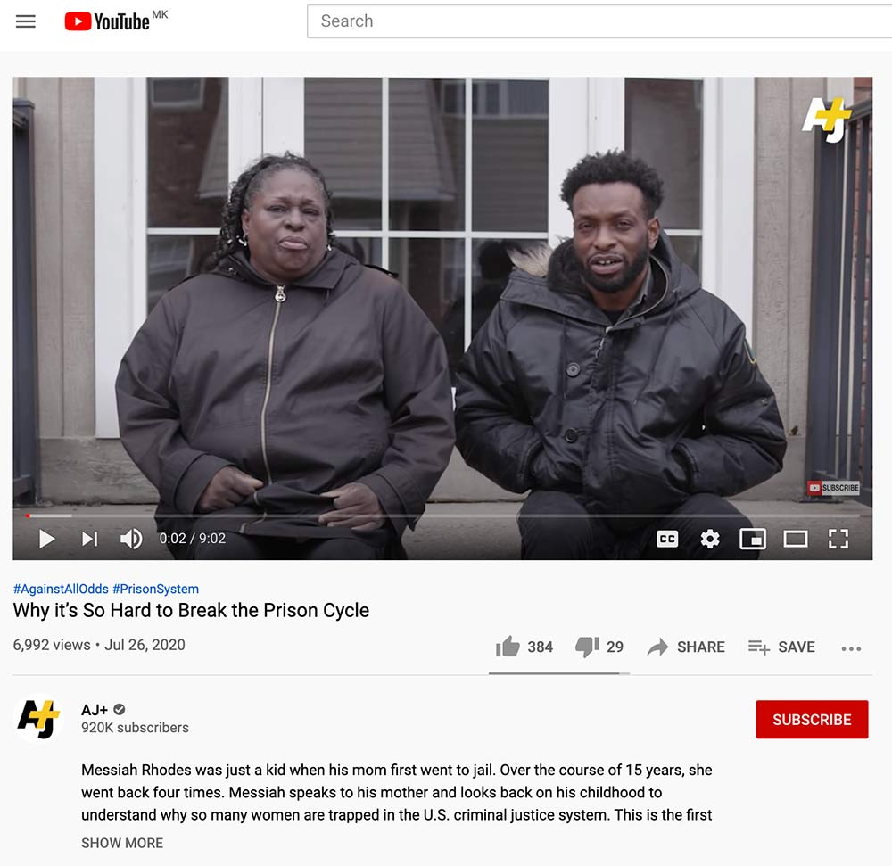 against all odds youtube