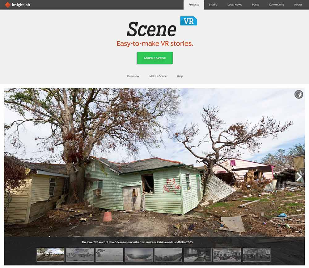 scene knighlab tool